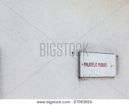 Philatelic Bureau