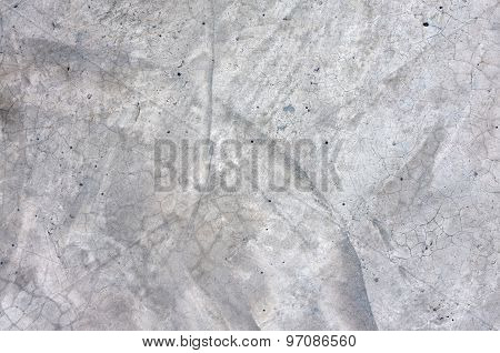 Texture of concrete cement