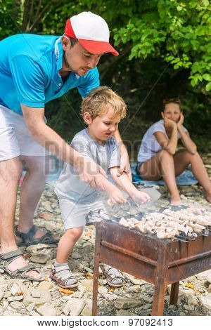 Family Holidays In Nature With Kebab