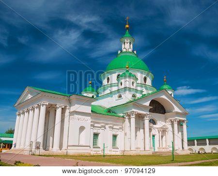 Spaso-Yakovlevsky Monastery in Rostov Veliky