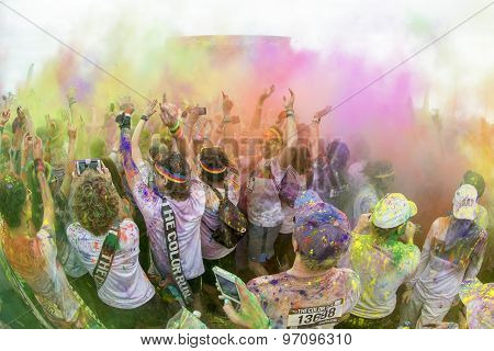 Gold Coast Happiest 5K Color Run