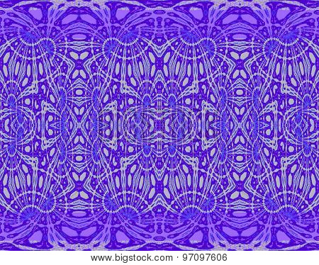 Seamless pattern lavender gray