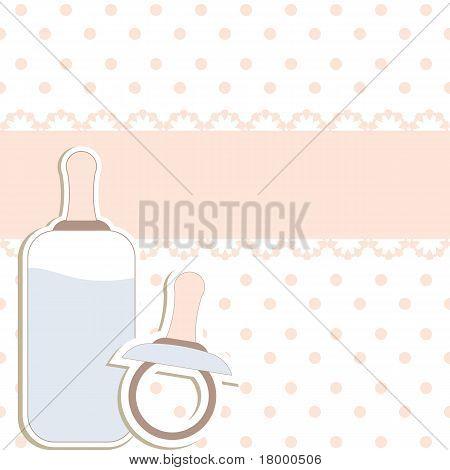 Baby design elements . Vector Illustration