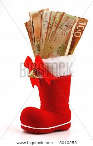 Dollars In The Red Boots 2