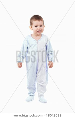 Toddle In Pajamas