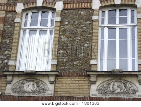 Paris Architecture And Engraving