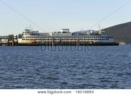Anacortes Ferry Dock