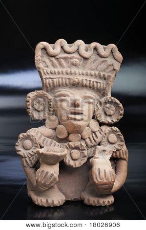 Pre Columbian Warrior