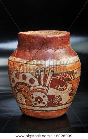 Pre Columbian Vase