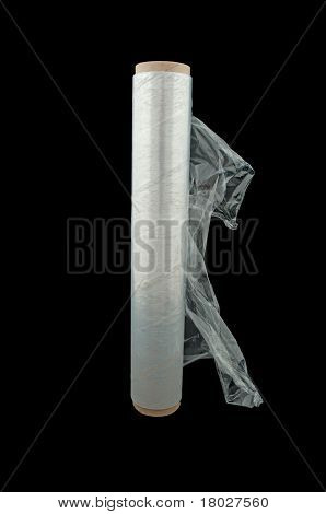 Roll Of Cling Film/plastic Wrap