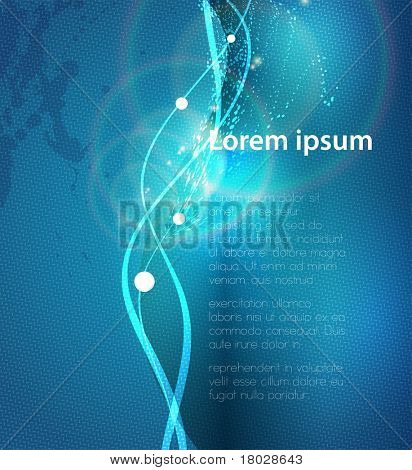 abstract business vector background. eps 10