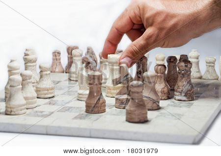 Chess Movement