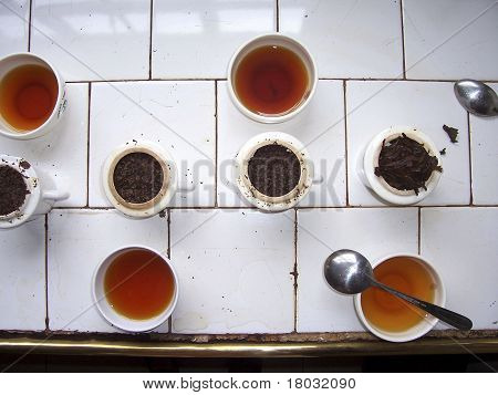 Different Tea Breeds For Tasting