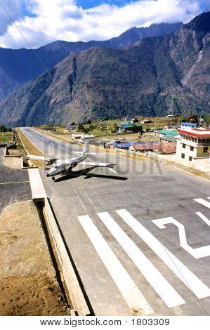 Mountain Top Airport.