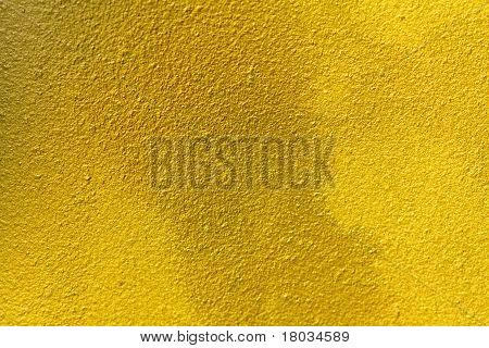Texture Of Yellow Metal