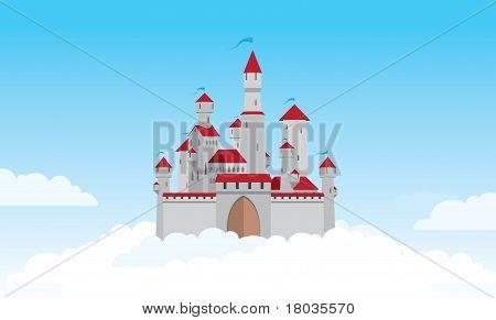 Air-castle.
