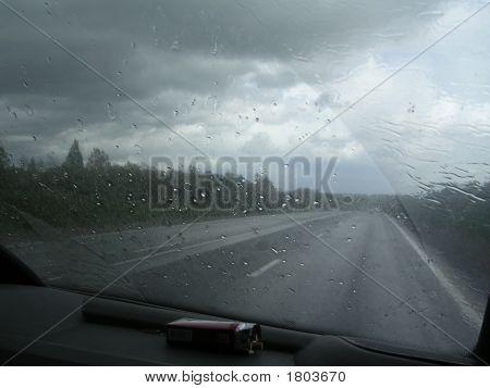 Road Rain.