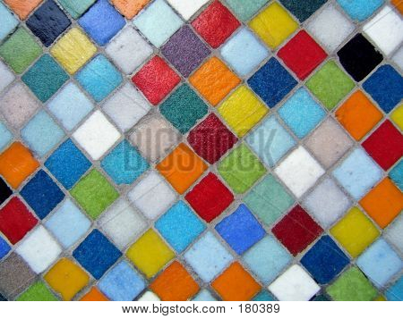 Multicolored Mosaic