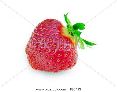 Lonely Strawberry
