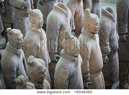 Terracotta warriors - XiAn, China