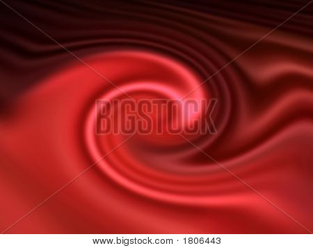 Abstract Red Riple