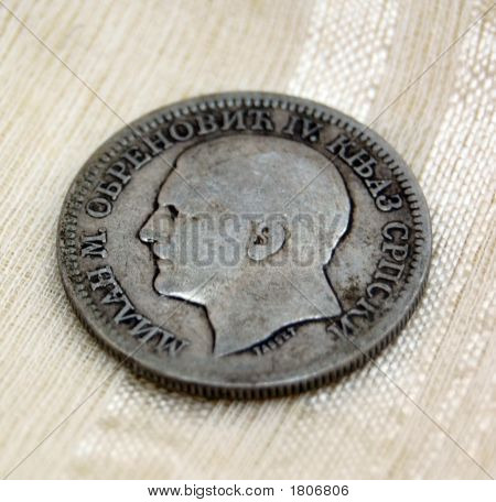 Old Coin, Twi Dinars