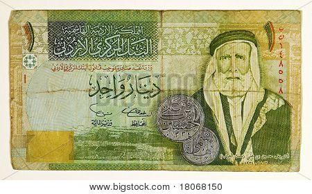 2002 Jordan 1 Dinar