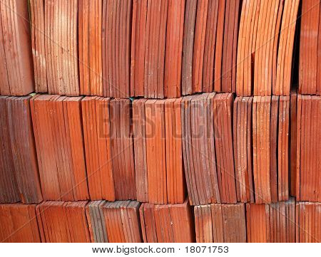 Chinese Farmhouse Roof Tiles