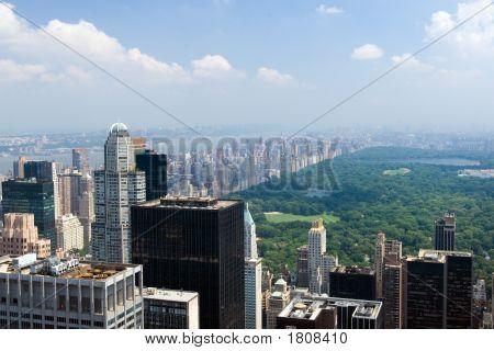 Sunny Manhattan