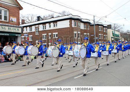 Easter Parade in Toronto