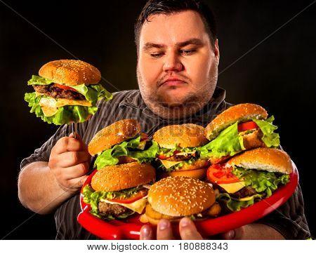 Fatty Eating Cake