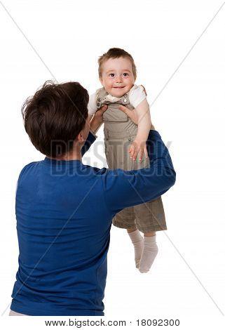 Pai feliz