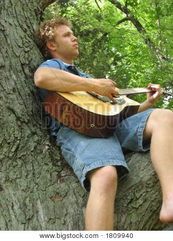 Nature And A Guitar