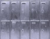 Steel Postboxes poster