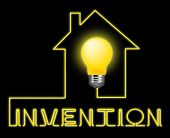 Invention Light Means Innovating Invents And Innovating poster