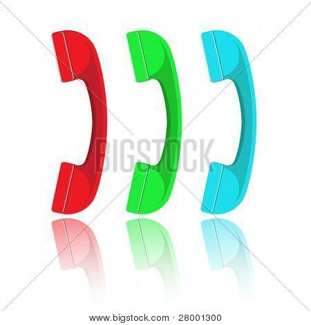 Vector handset