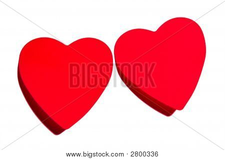 Two Sticky Hearts