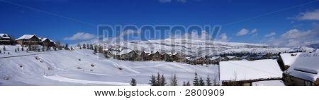 Panorama: Rolling Hills