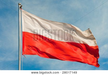 Flag From Poland