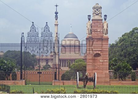 Home Of The President Of India