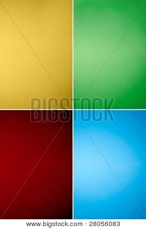 Colorfull Background Set