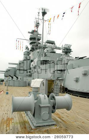 USS Massachusetts (bb 59)