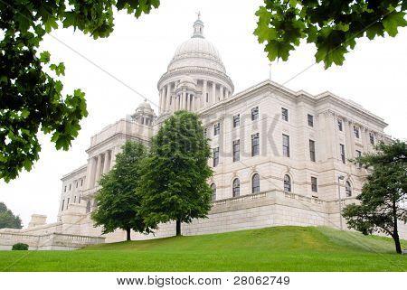 Casa del estado de Rhode Island