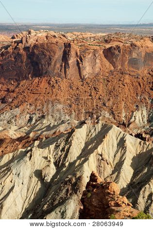 upheaval dome crater