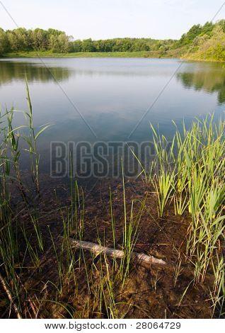 Indigo Lake