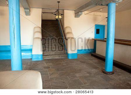 Painted Desert Visitor Center interior