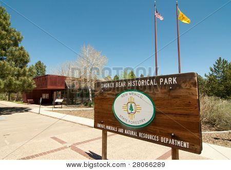 Smokey Bear historische Park