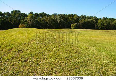 fort earthworks