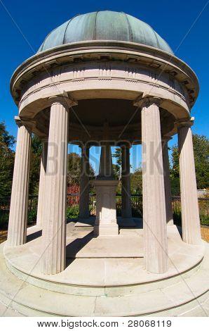 Andrew Jackson grave monument