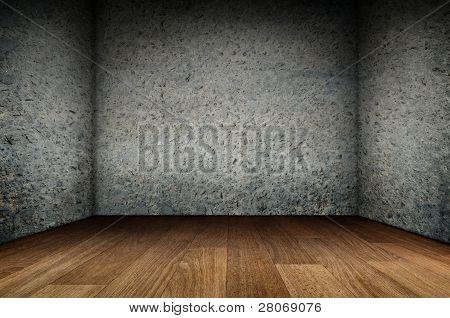 Abandoned Interior | Background
